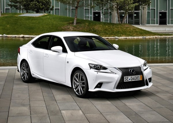 lexus is review (2020) | parkers