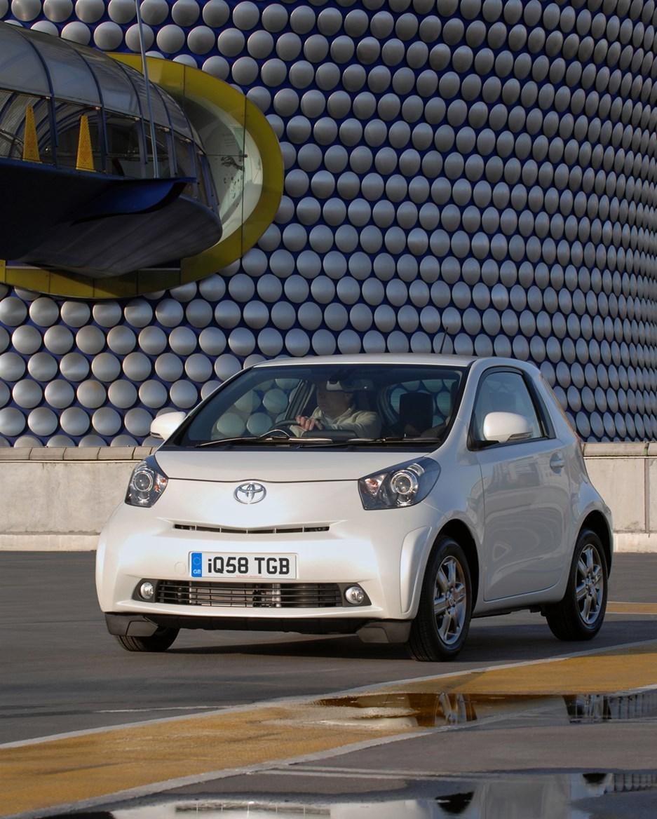 Toyota IQ Hatchback Review (2009 - 2014)