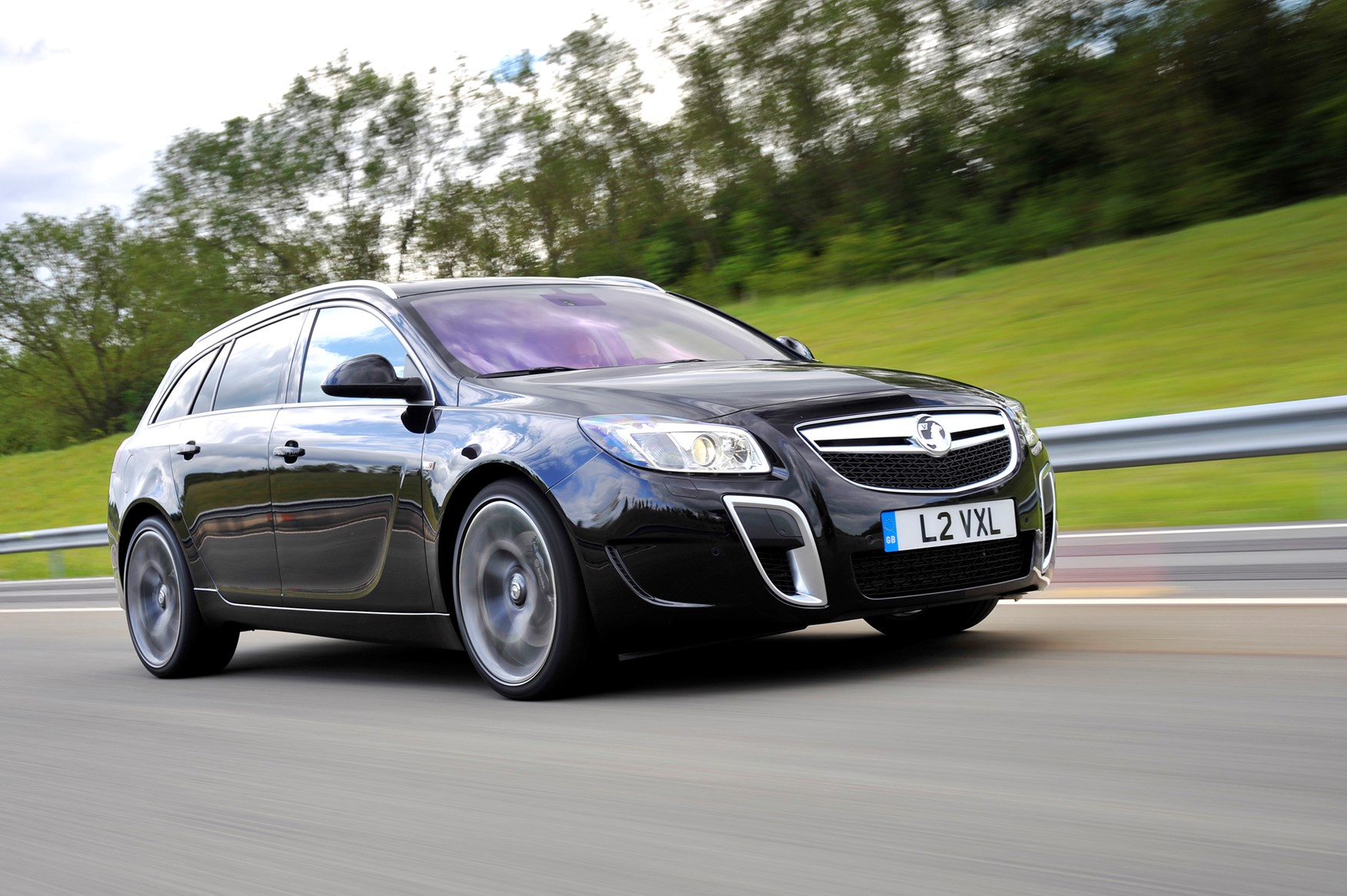 Vauxhall Insignia Hatchback From 2009 Car Tax Parkers Autos Post