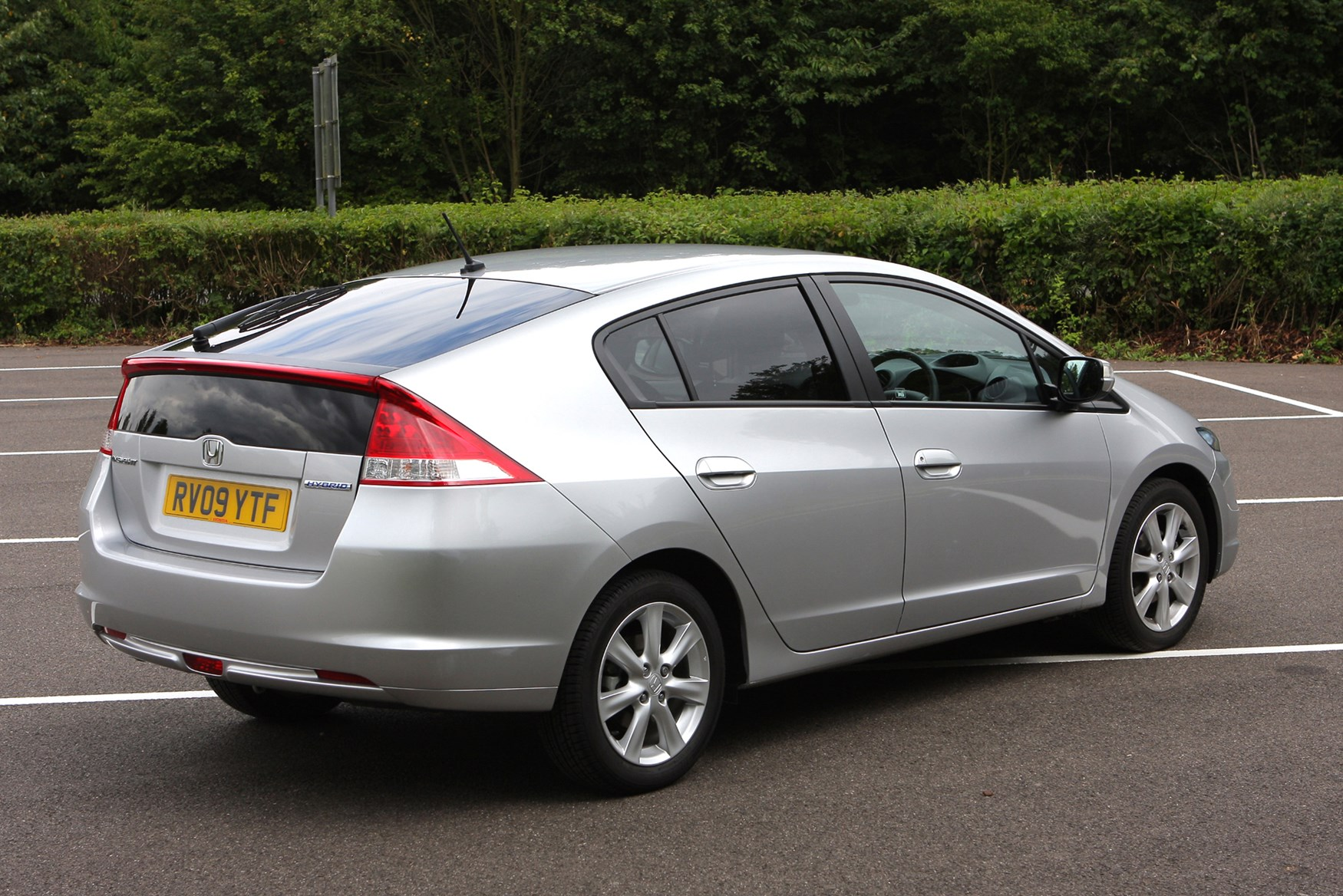 Honda Insight Hatchback Review (2009   2014) | Parkers