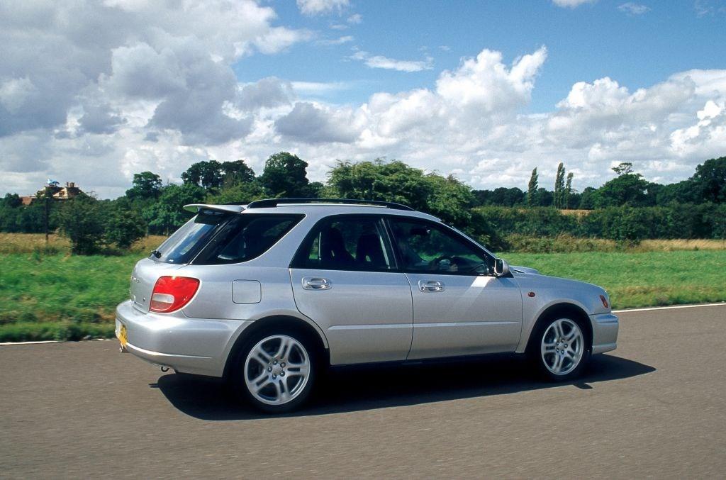 2003 subaru impreza wrx station wagon