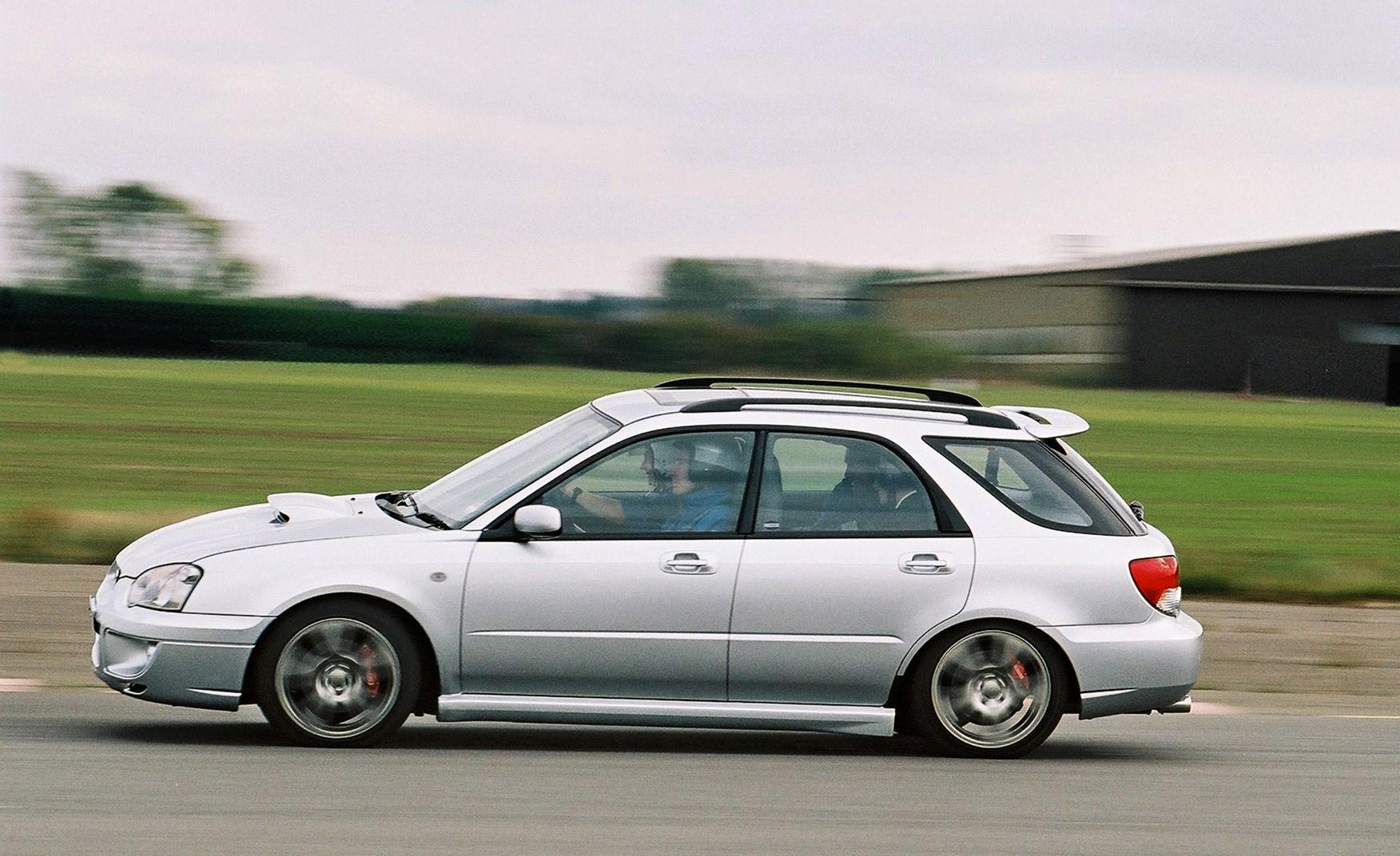 2005 Subaru Impreza Wrx And Sti Spec Page Autos Post