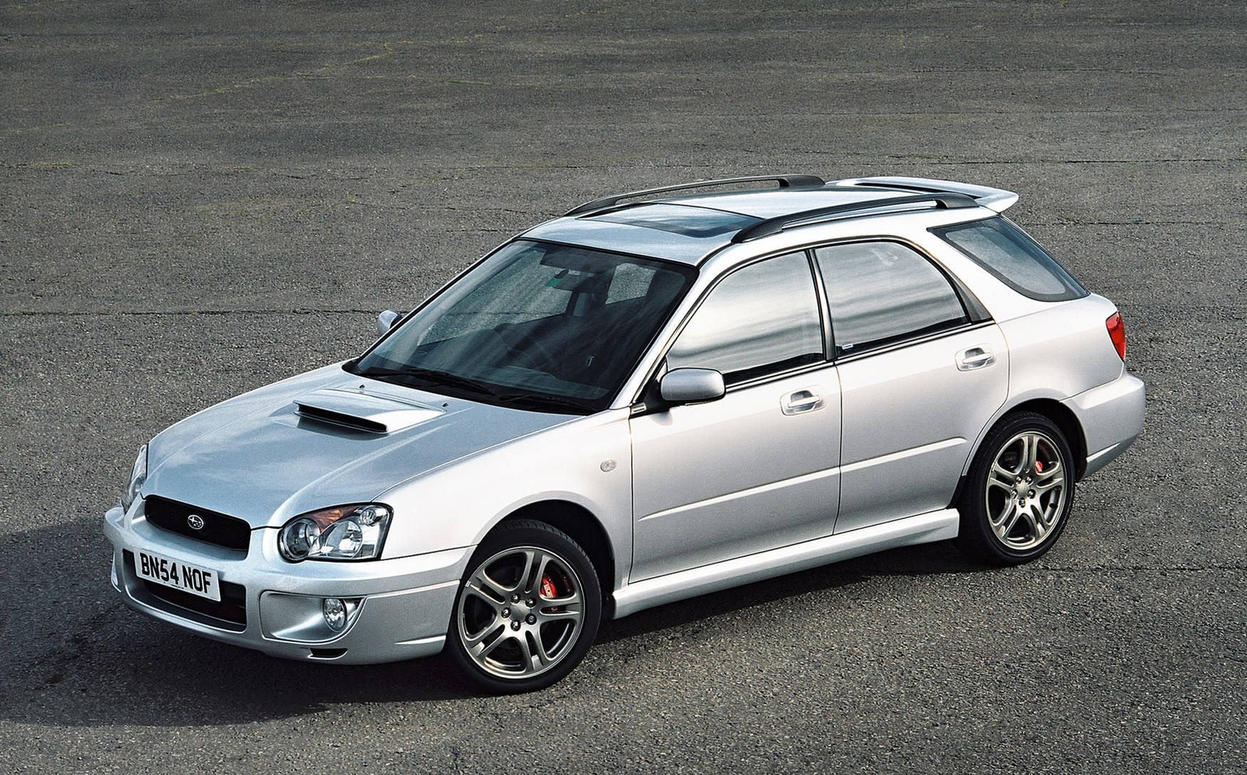 Subaru Impreza Estate Review 2000 2005 Parkers