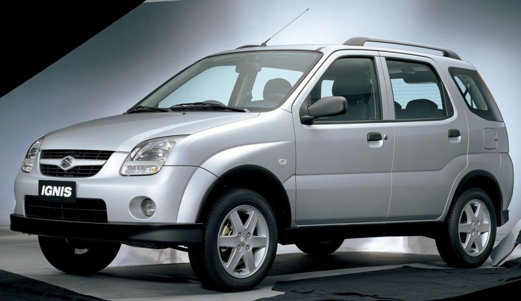 suzuki ignis estate review 2000 2008 parkers. Black Bedroom Furniture Sets. Home Design Ideas