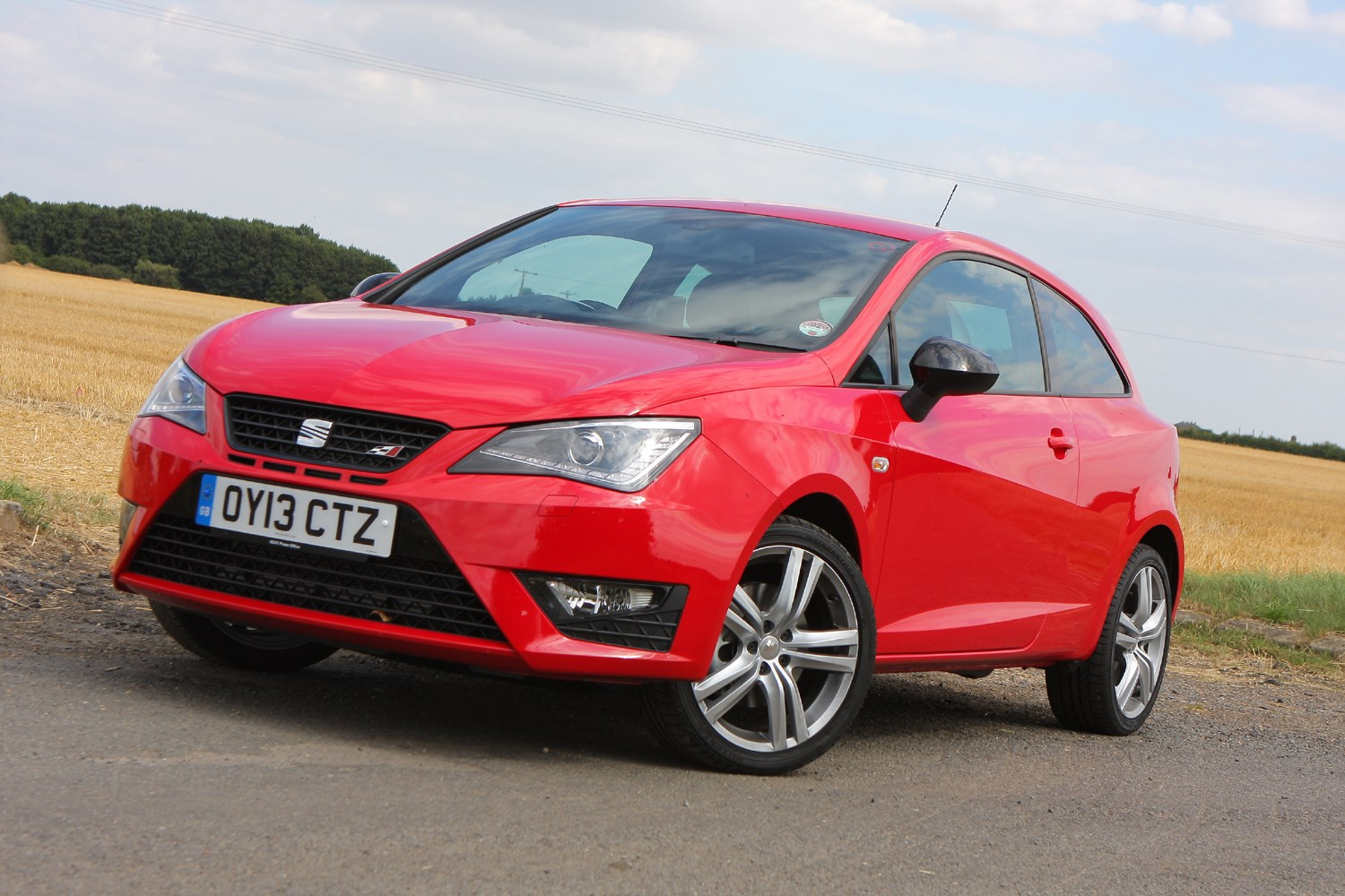 seat ibiza sport coupe review 2008 2017 parkers. Black Bedroom Furniture Sets. Home Design Ideas