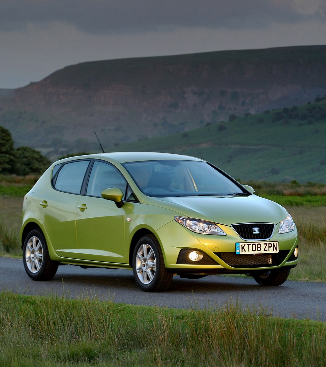 SEAT Ibiza Hatchback Review
