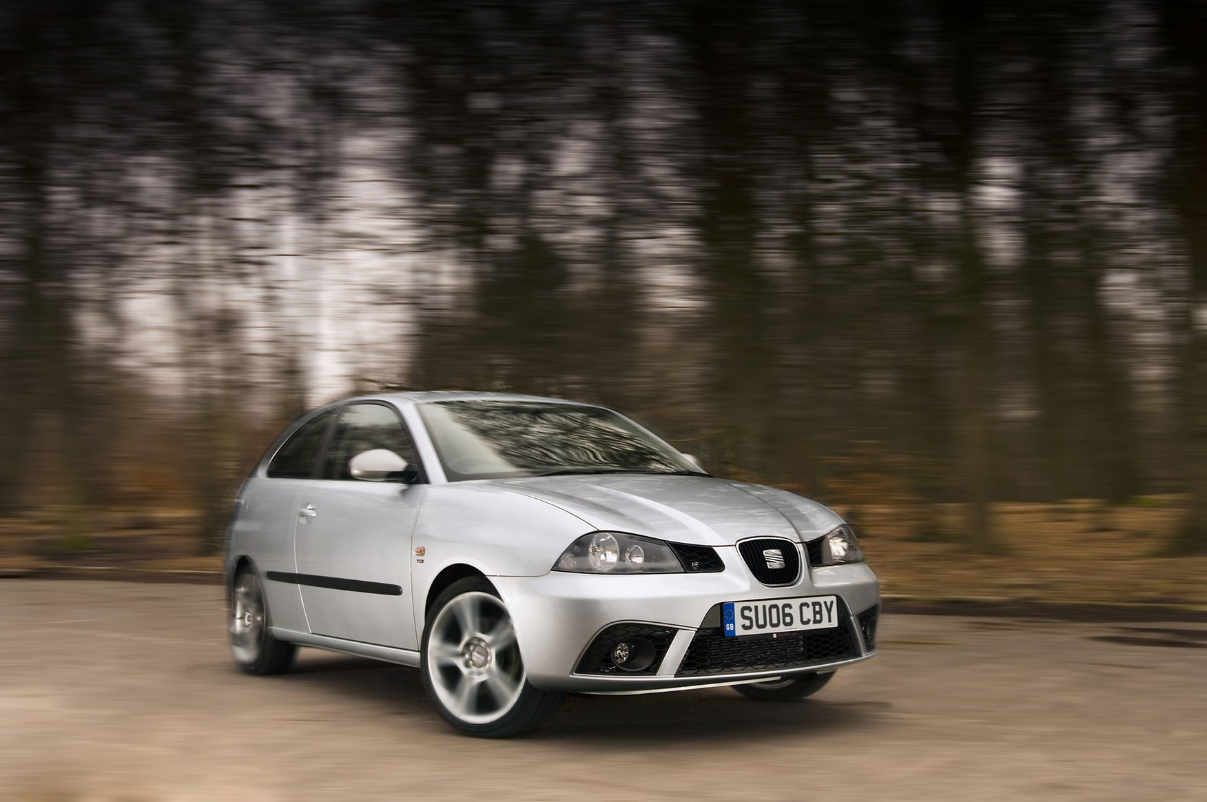seat ibiza hatchback review 2002 2009 parkers. Black Bedroom Furniture Sets. Home Design Ideas