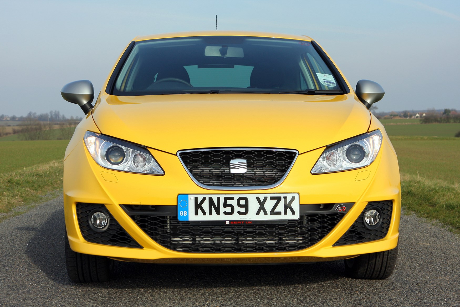 seat ibiza fr review 2009 2017 parkers. Black Bedroom Furniture Sets. Home Design Ideas