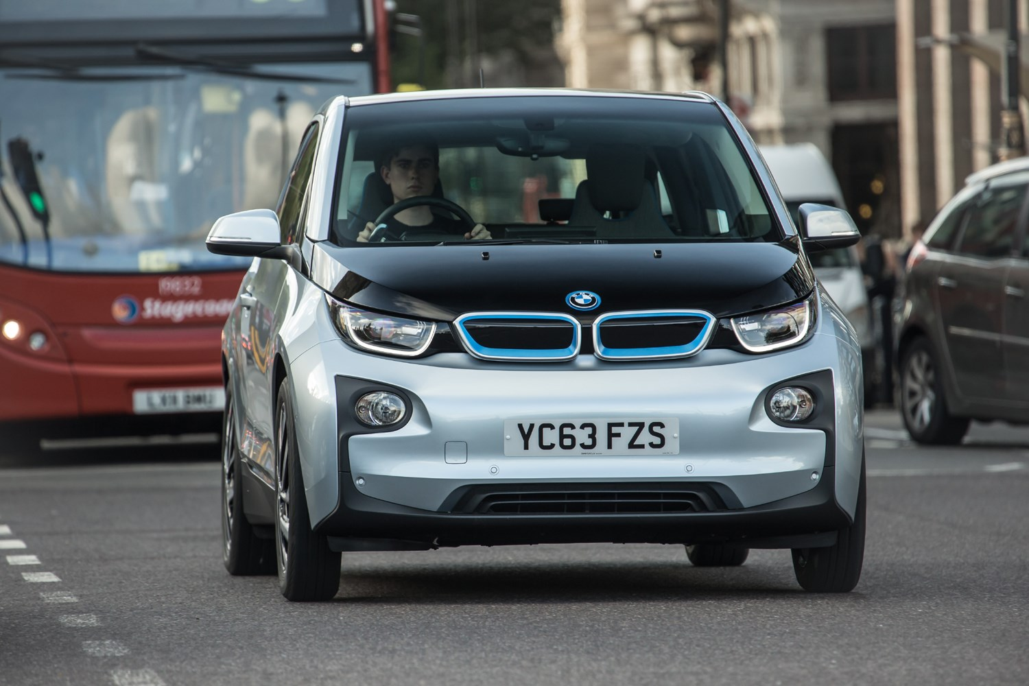BMW i3 Review (2019) | Parkers
