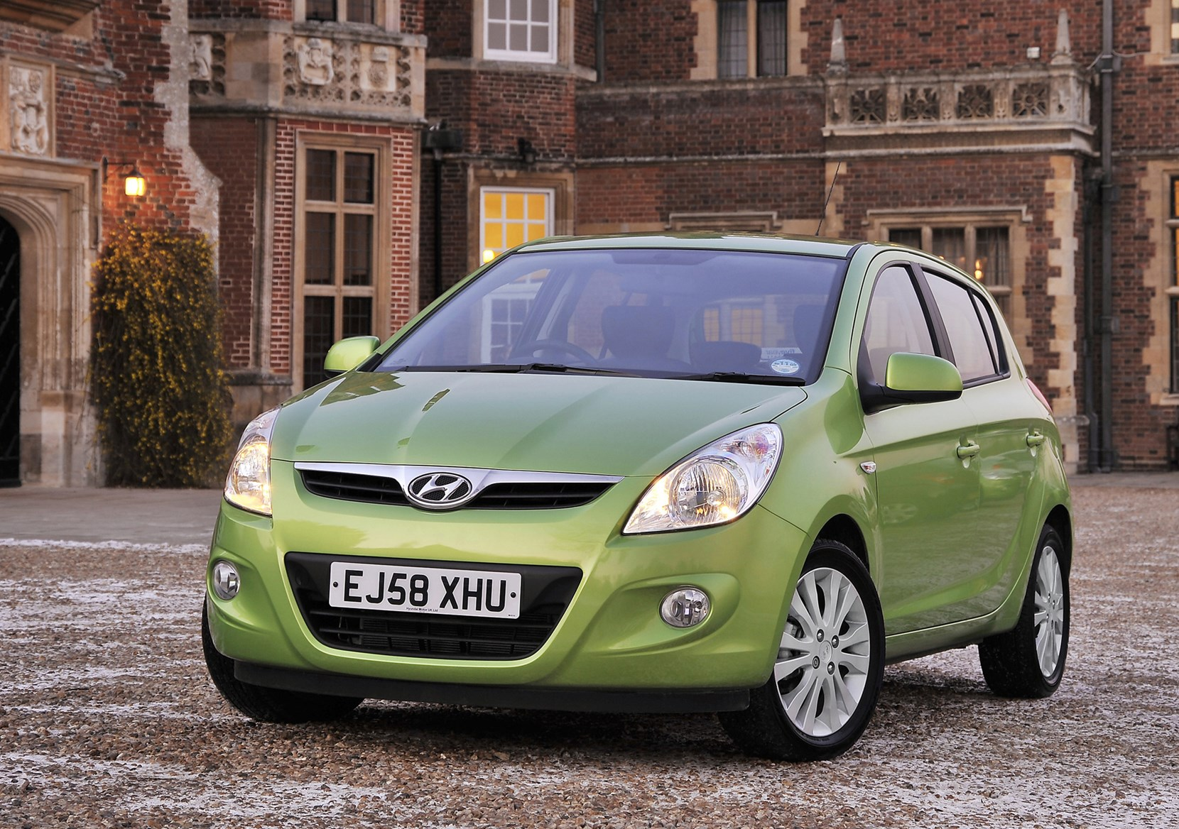Hyundai I20 Hatchback Review 2009 2014 Parkers Ix20 Wiring Diagram