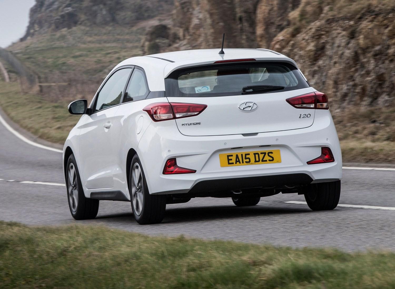Hyundai I20 Coupe 2015 Review