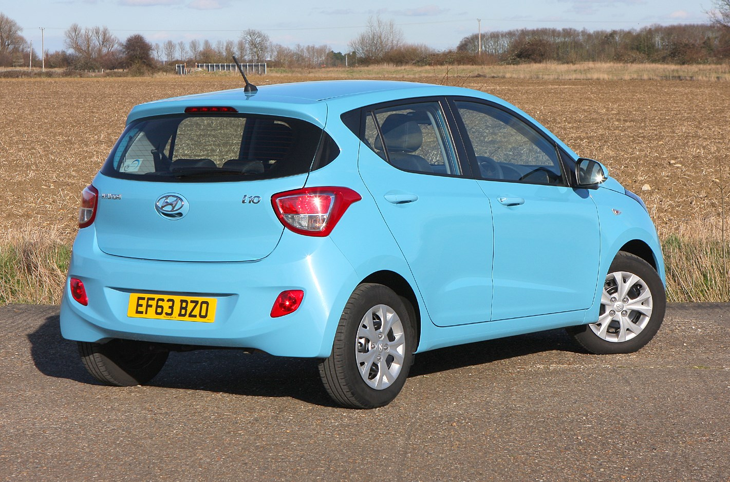 Hyundai i10 Review | Parkers