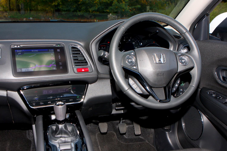 Honda HR-V 4x4 Review (2015 - ) | Parkers