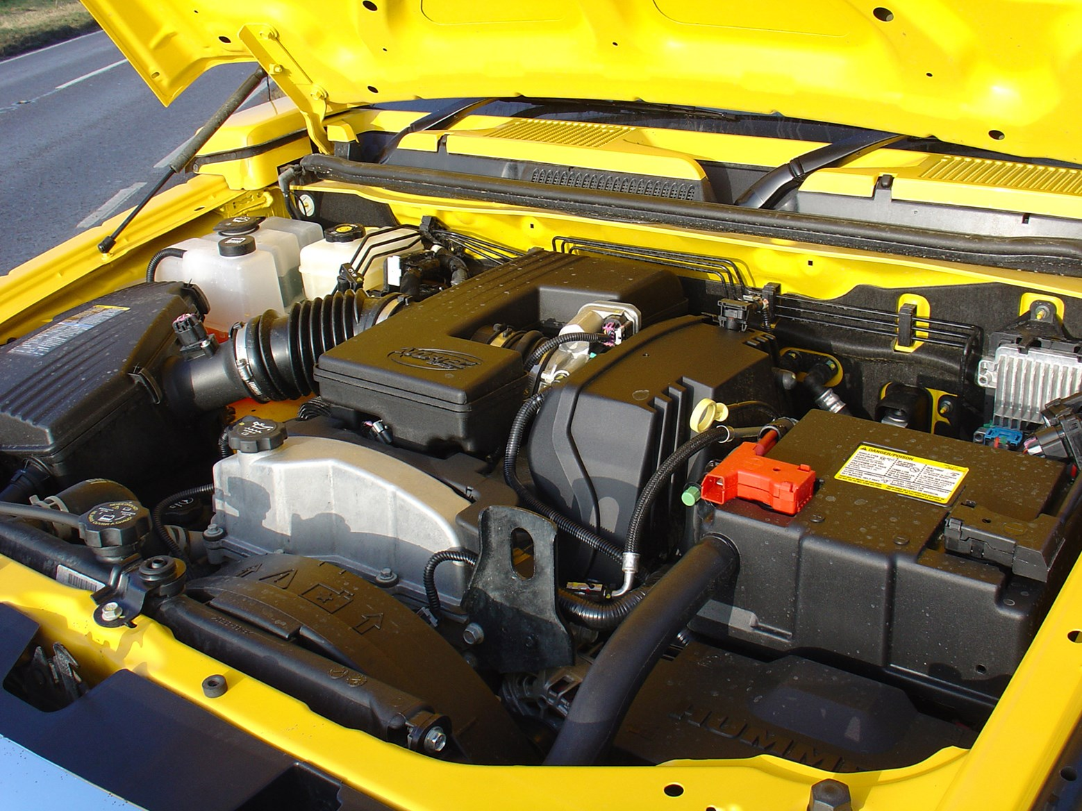 Used Hummer H3 Estate (2007 - 2010) Engines   Parkers