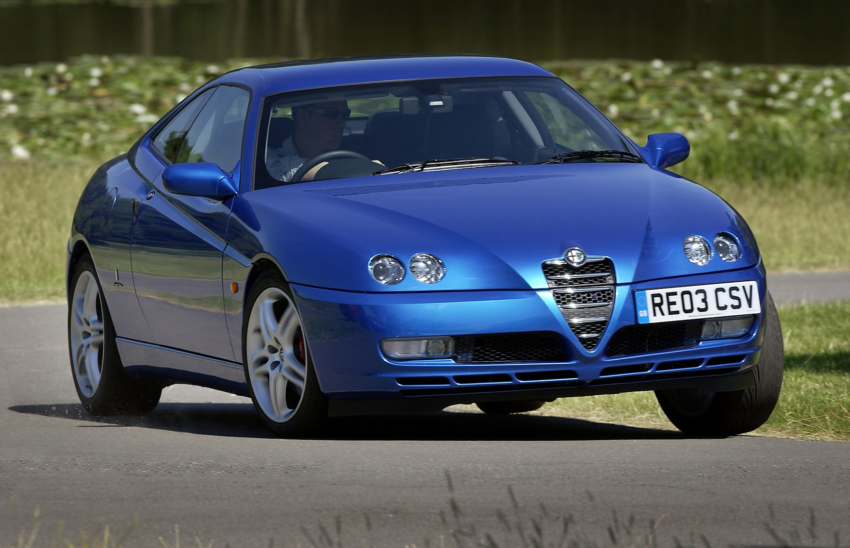 Alfa romeo spider v6 review 14