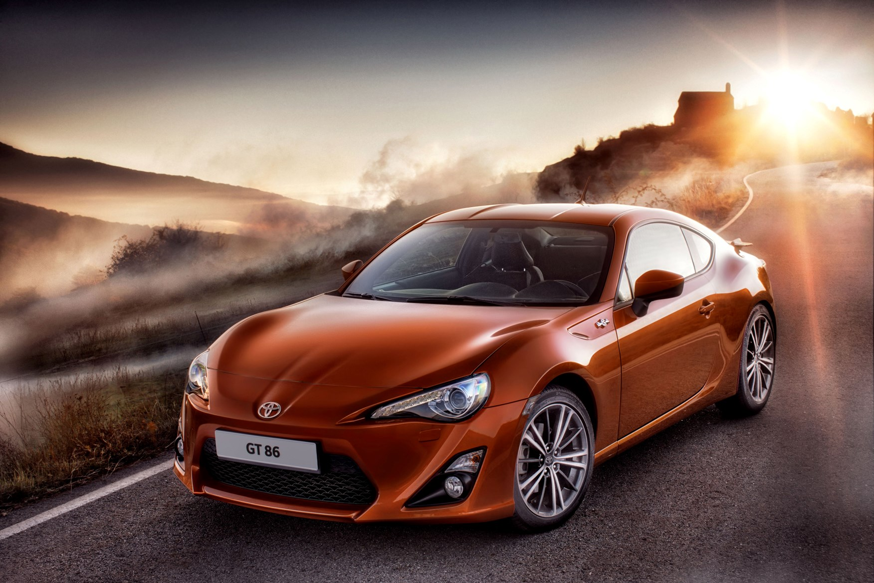 Toyota Gt86 Coupe Review Parkers Gt 86 Wiring Diagram 2016 Driving