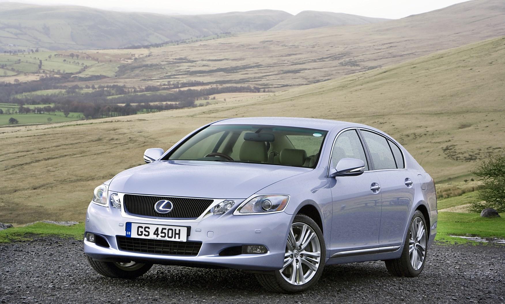 2009 lexus gs 450h hybrid mpg