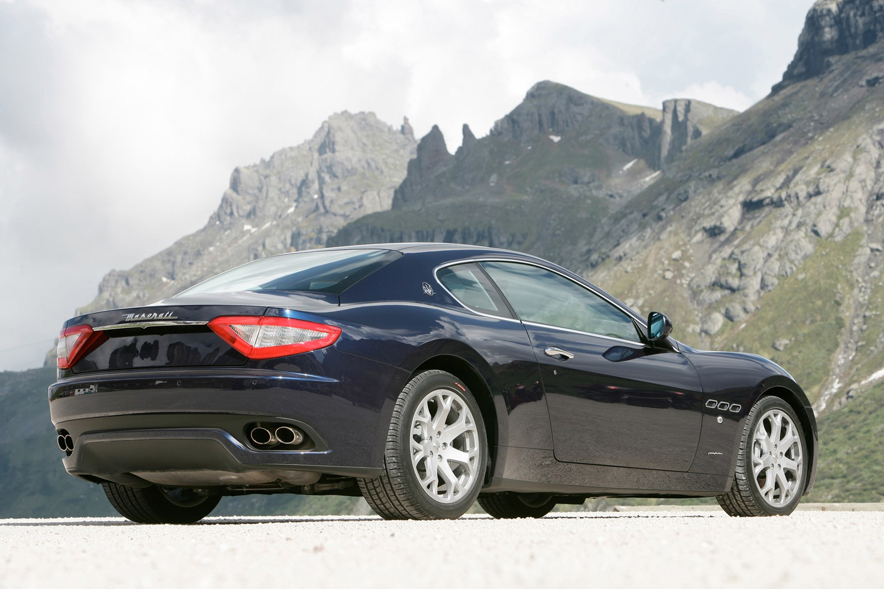 Maserati Granturismo Review Verdict Parkers