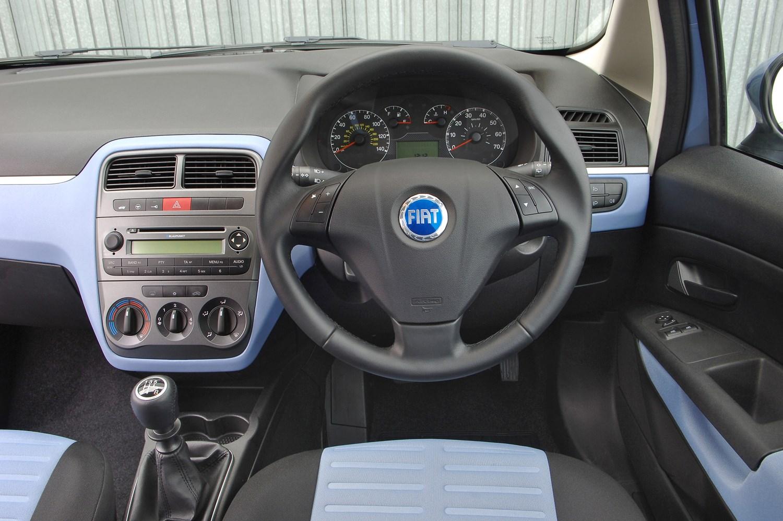 Fiat Grande Punto Hatchback Review (2006 - 2010) | Parkers