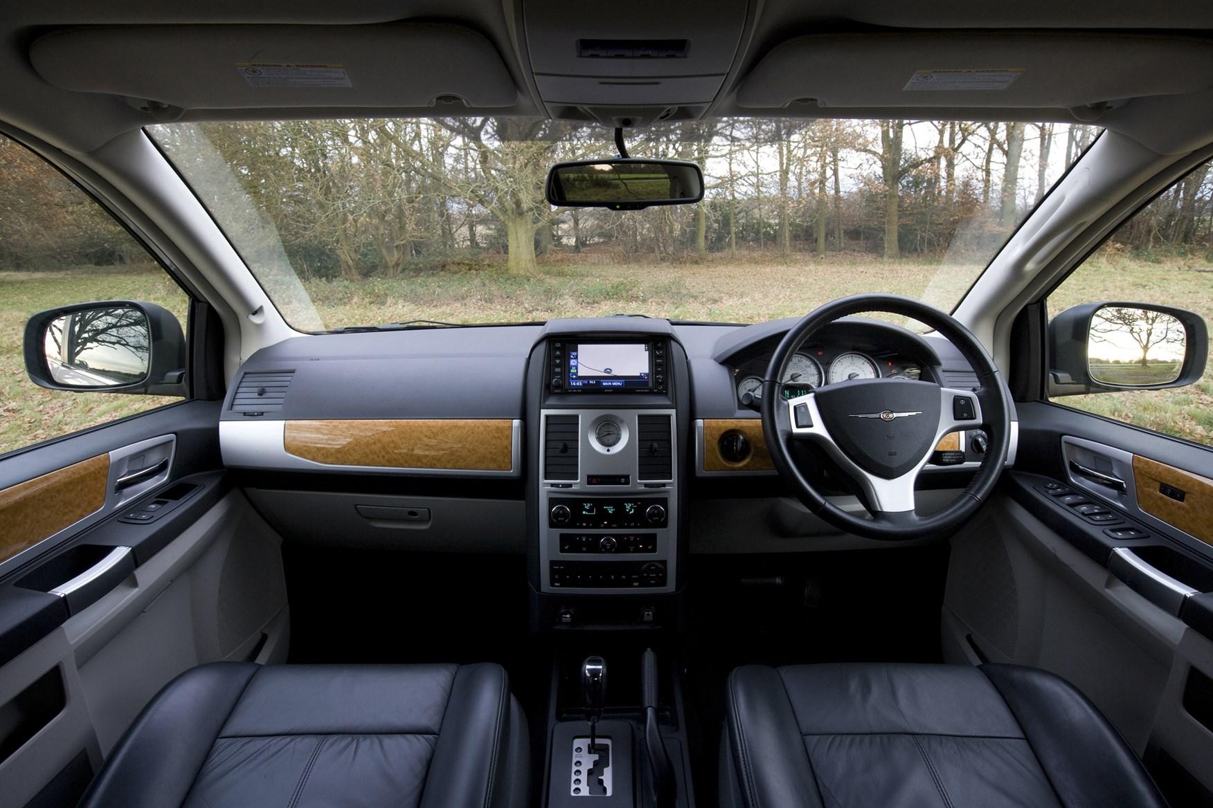 Chrysler Grand Voyager...