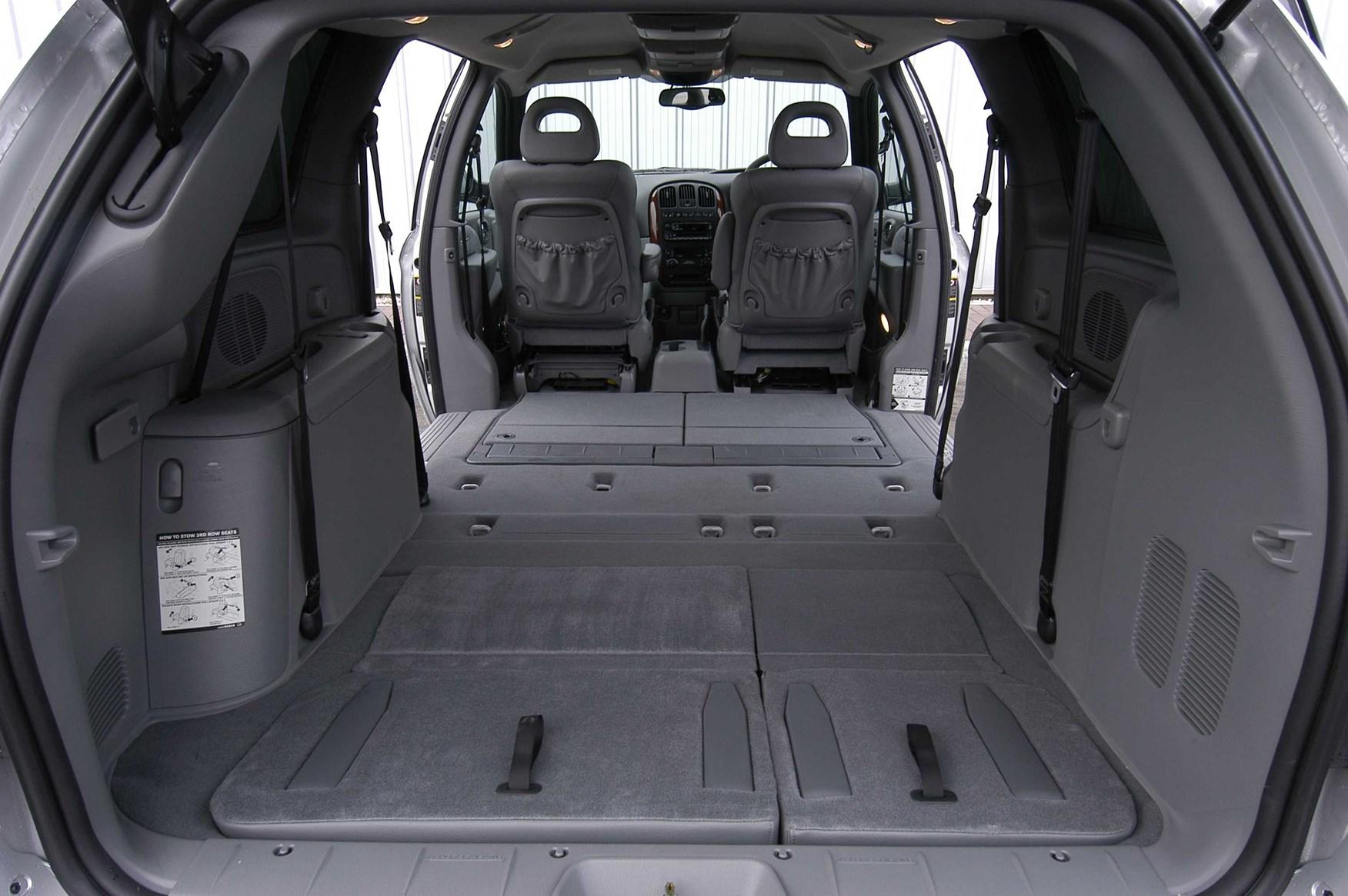 2018 Grand Caravan >> Chrysler Grand Voyager Estate Review (2001 - 2008) | Parkers