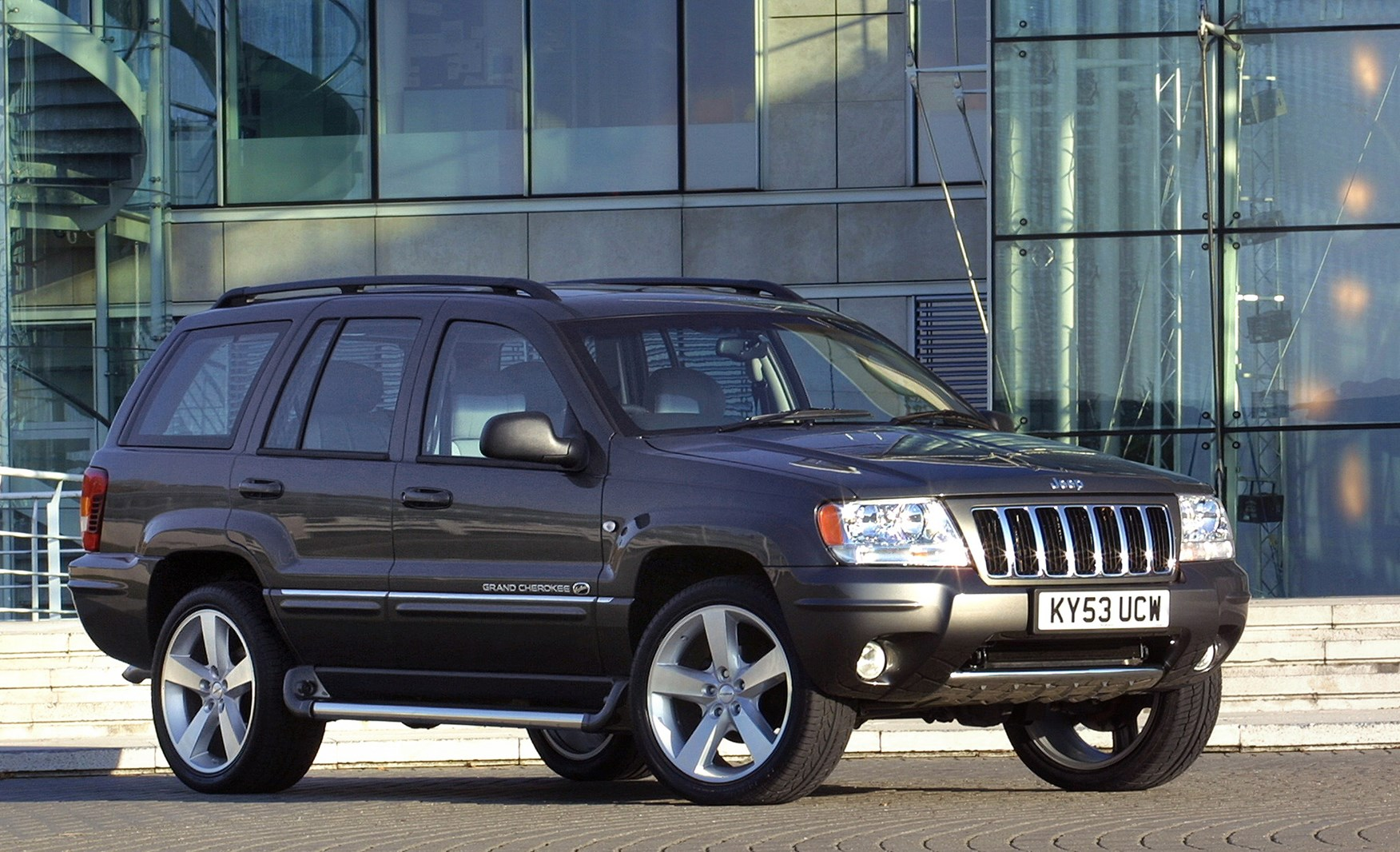 Jeep Grand Cherokee Station Wagon Review  1999