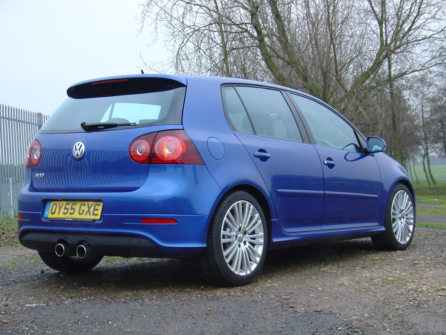 Volkswagen Golf R32 2005 2008 Photos Parkers
