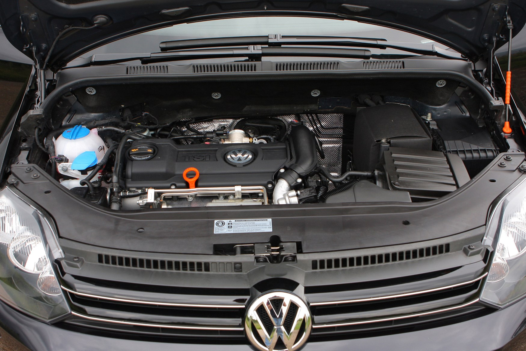 Used Volkswagen Golf Plus 2009 2013 Review Parkers