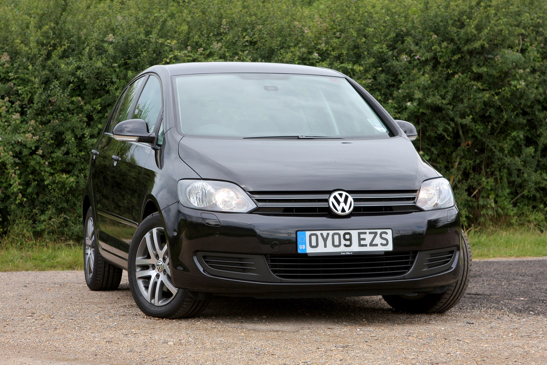 volkswagen golf plus review 2009 2013 parkers. Black Bedroom Furniture Sets. Home Design Ideas