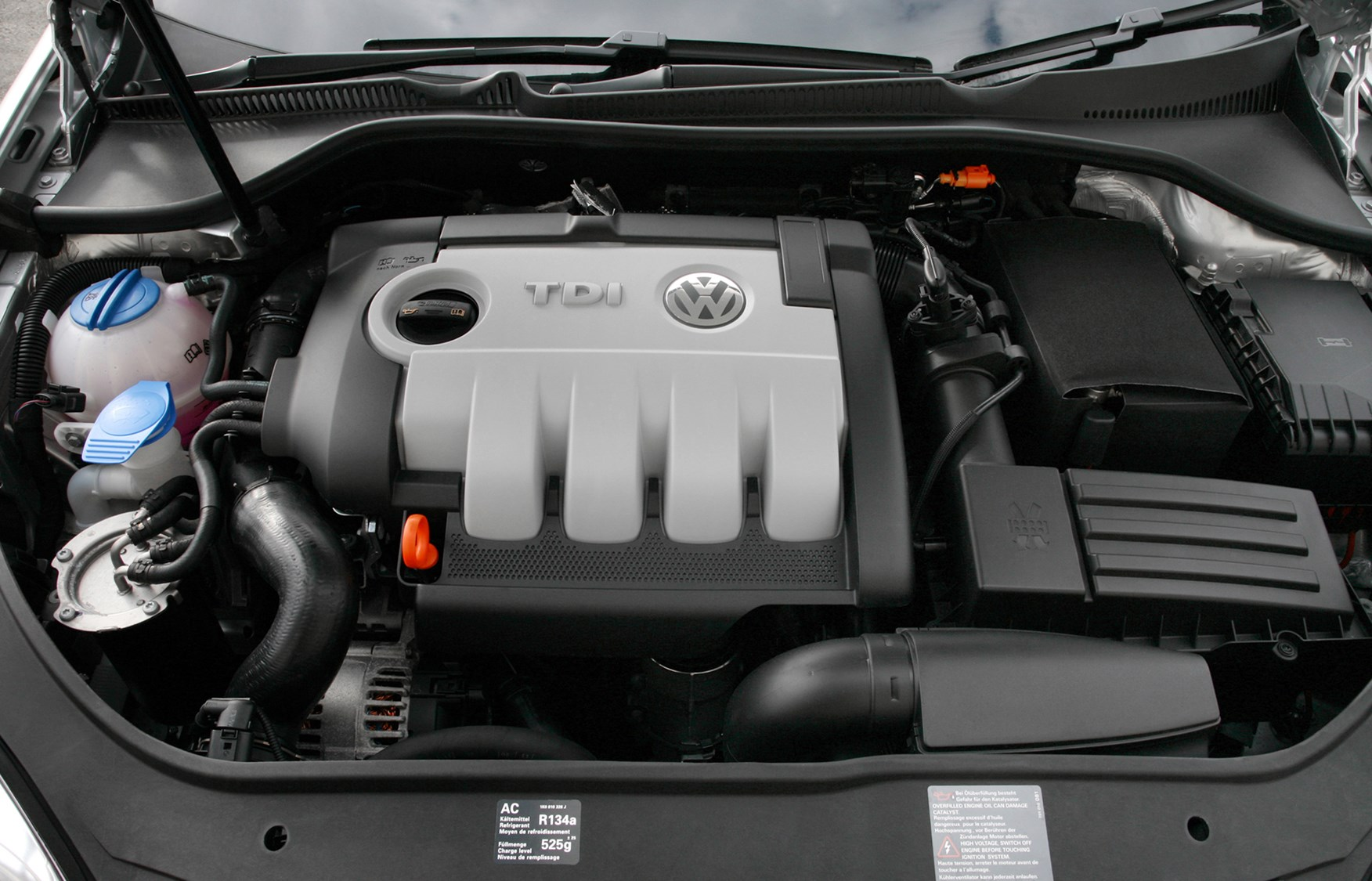 Used Volkswagen Golf Hatchback (2004 - 2008) Engines | Parkers