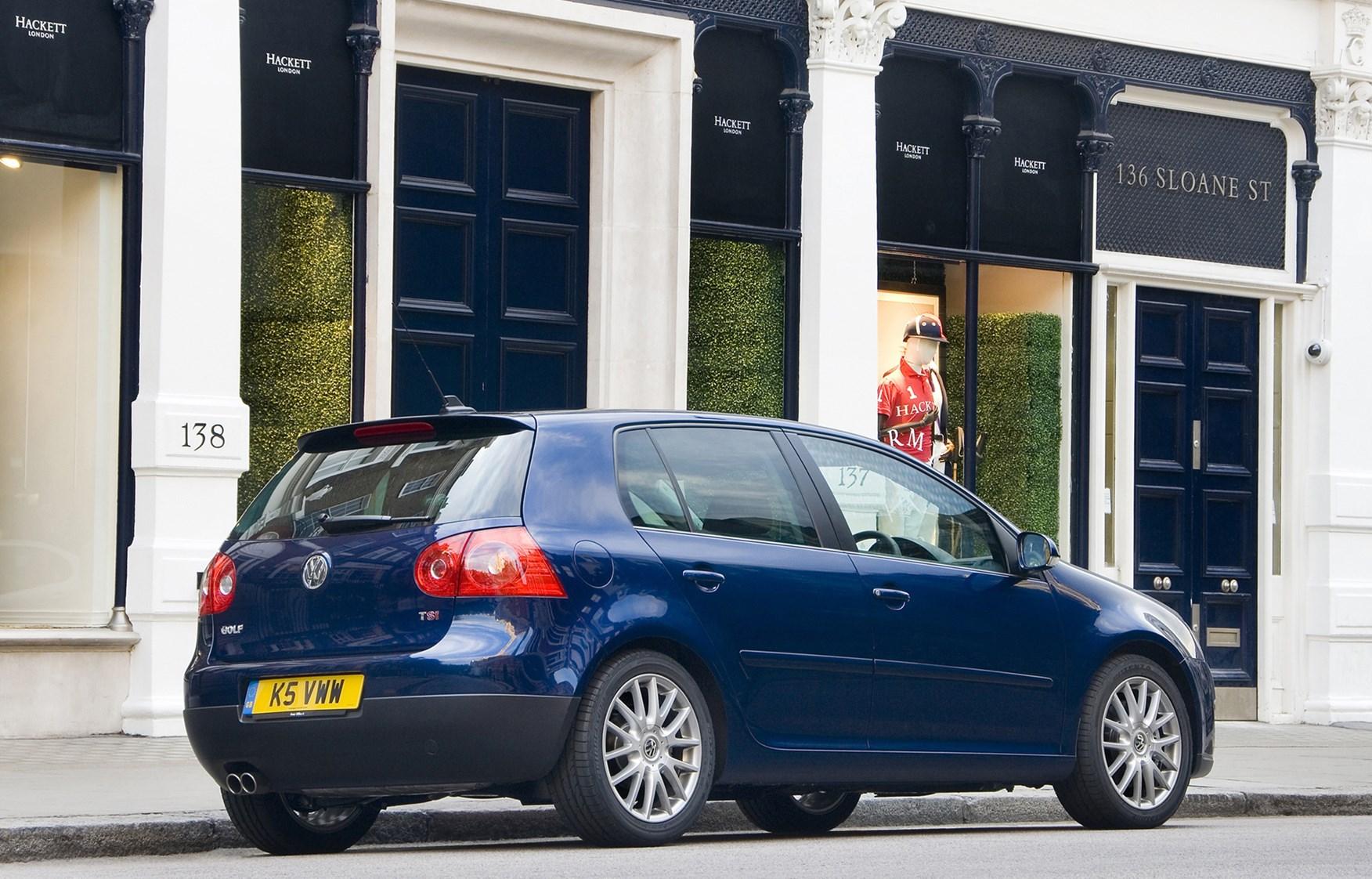 Used Volkswagen Golf Hatchback (2004 - 2008) Practicality | Parkers