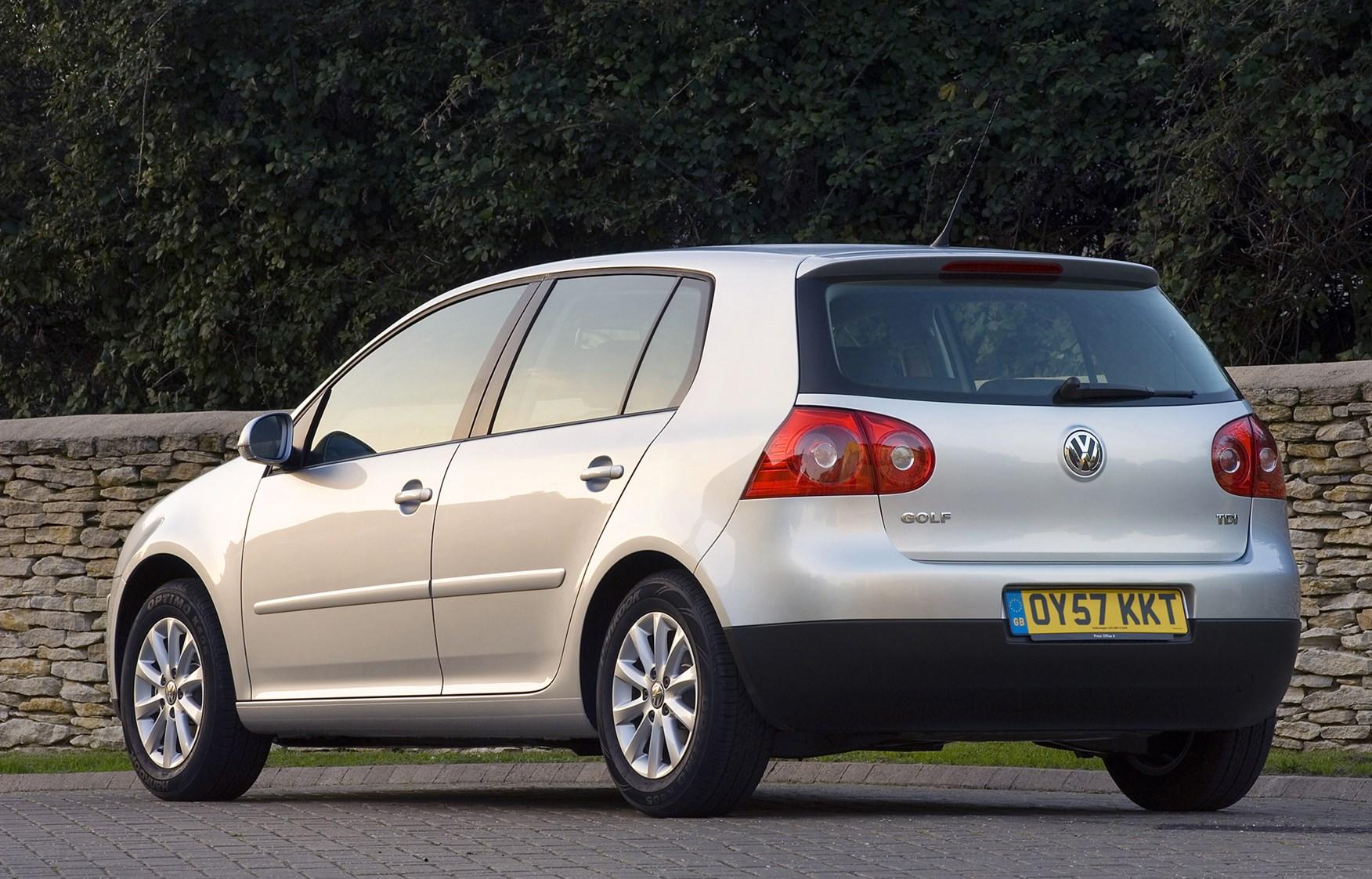 Used Volkswagen Golf Hatchback (2004 - 2008) Review | Parkers