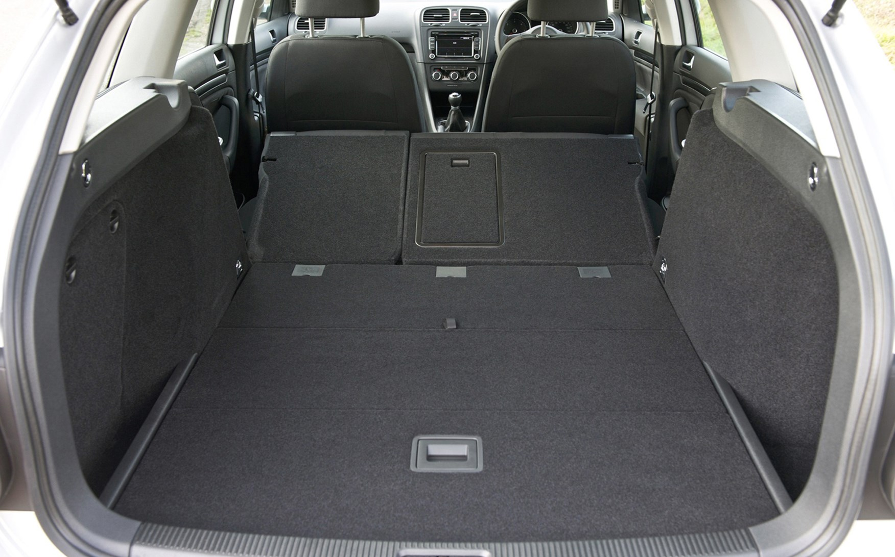 volkswagen golf estate review 2009 2013 parkers. Black Bedroom Furniture Sets. Home Design Ideas