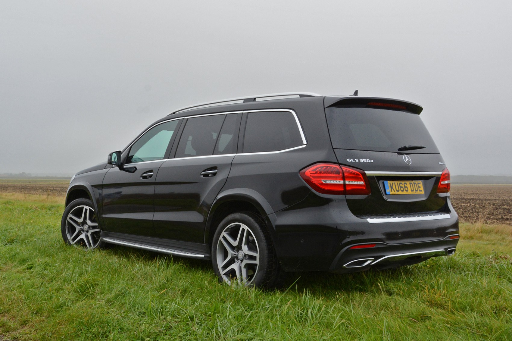 Mercedes-Benz GLS SUV review | Parkers