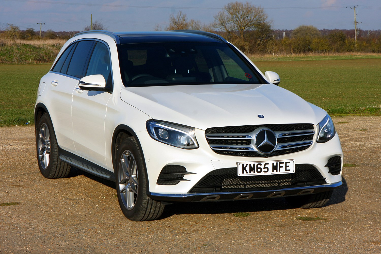 mercedes benz glc class review parkers. Black Bedroom Furniture Sets. Home Design Ideas