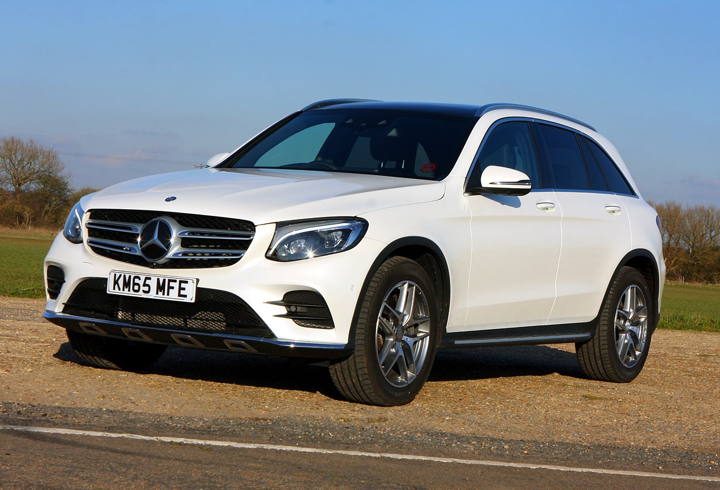 Mercedes benz glc class 4x4 review 2015 parkers for Mercedes benz schedule a