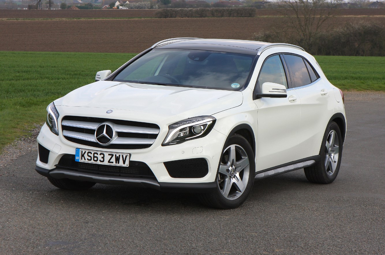 Mercedes-Benz GLA SUV review | Parkers