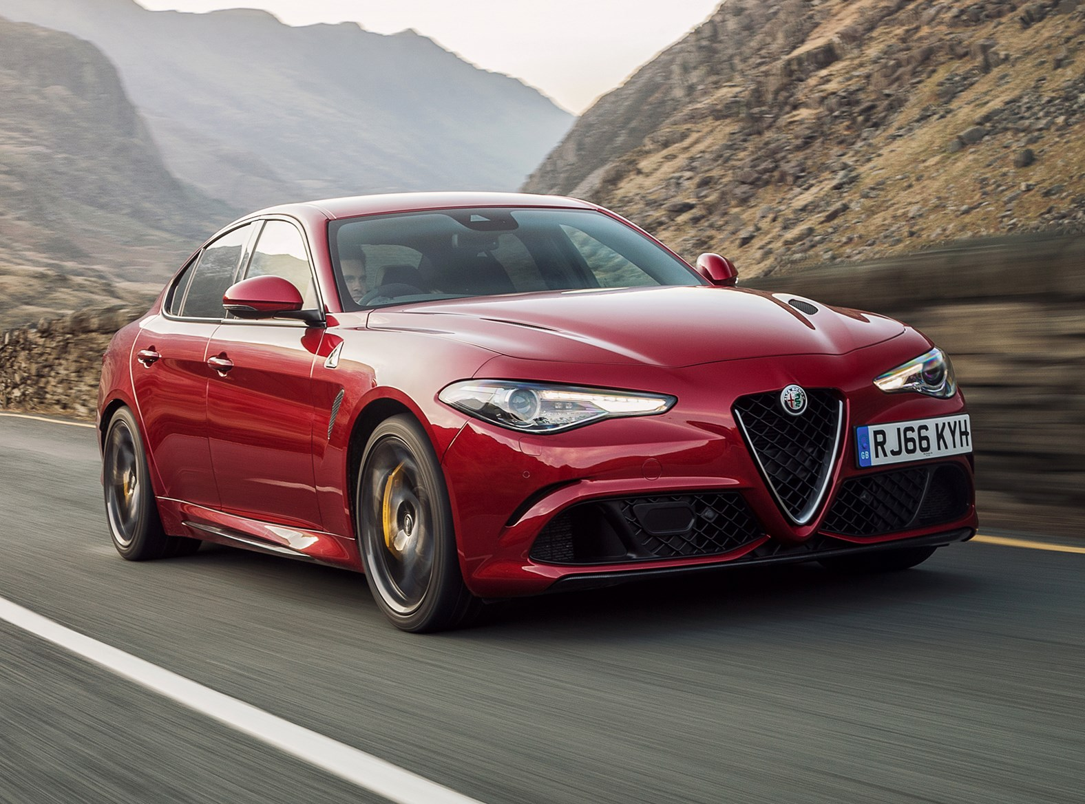 alfa romeo giulia review  summary