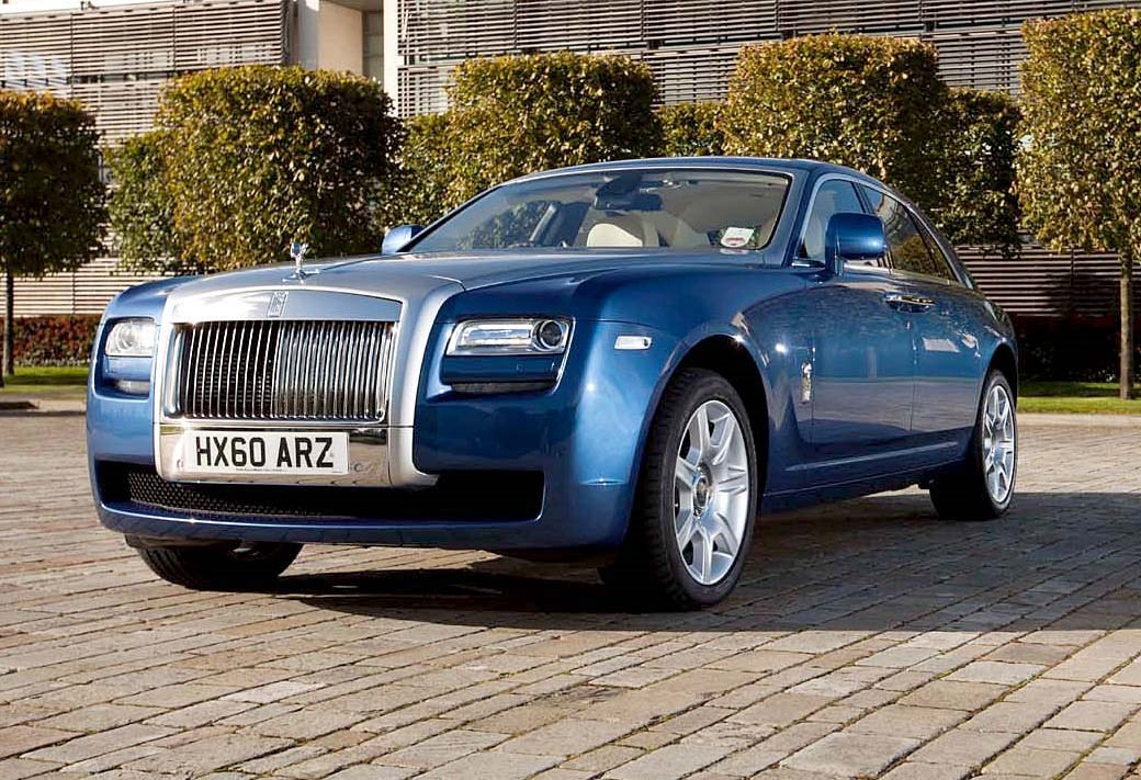 Rolls-Royce Ghost Saloon Review (2010 - ) | Parkers