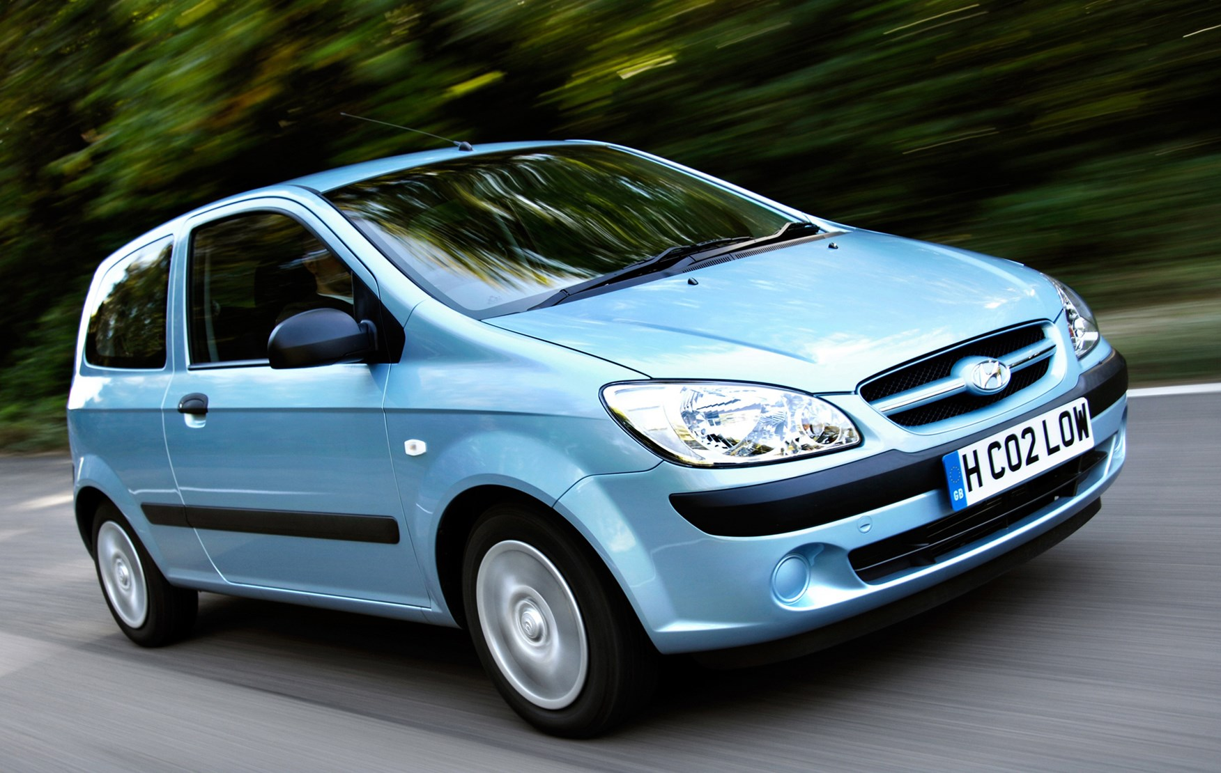 Hyundai Getz Hatchback Review 2002 2009 Parkers