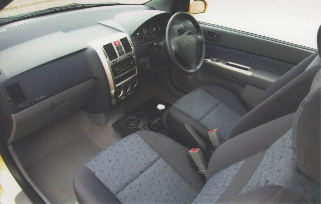 Hyundai Getz Hatchback 2002 2009 Features Equipment