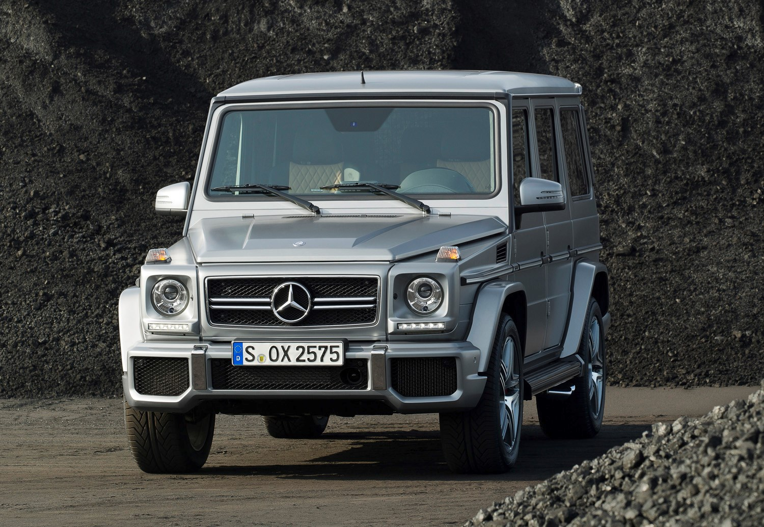 Mercedes benz g class amg review 2012 parkers for Mercedes benz g class amg