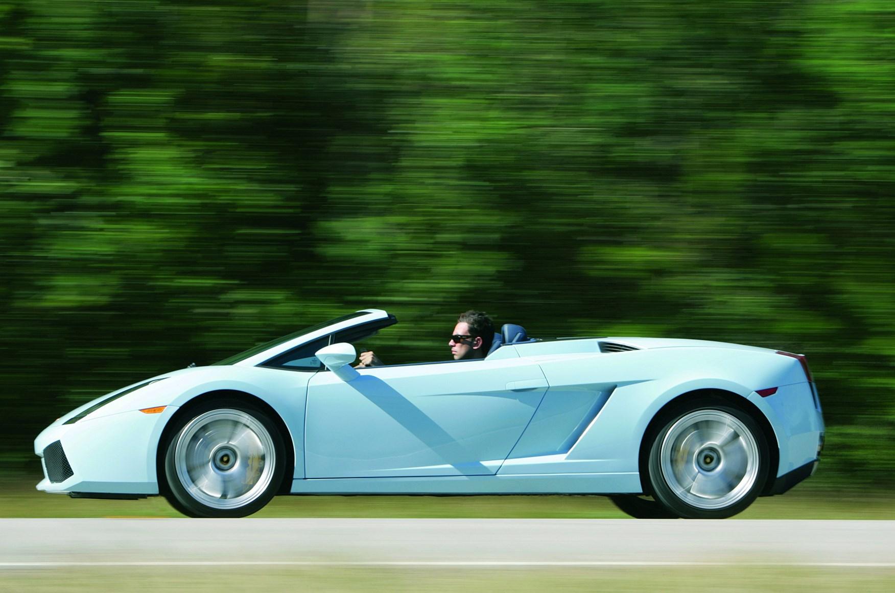 Lamborghini Gallardo Coupe 2003 2013 Running Costs Parkers