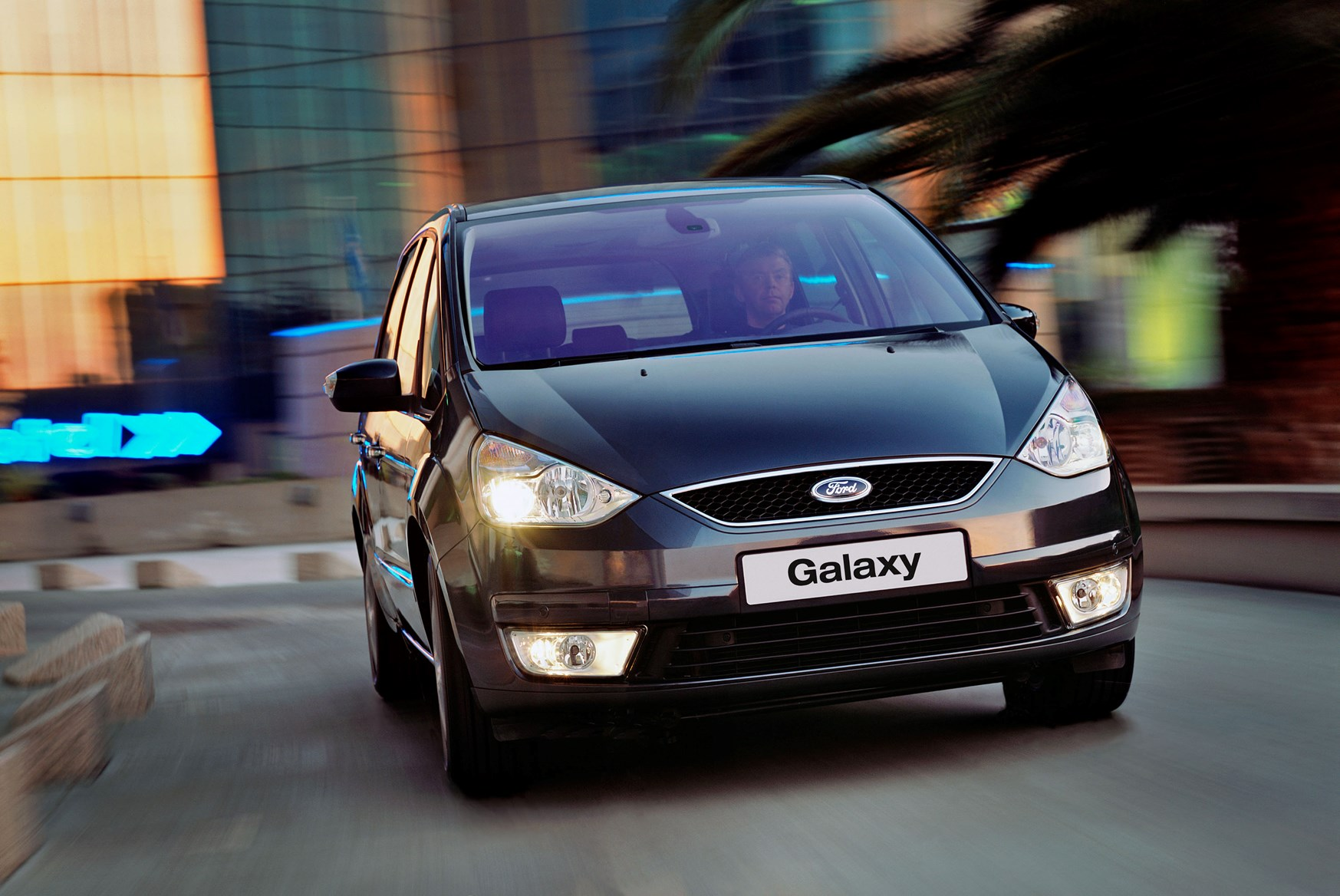 used ford galaxy estate 2006 2014 review parkers. Black Bedroom Furniture Sets. Home Design Ideas