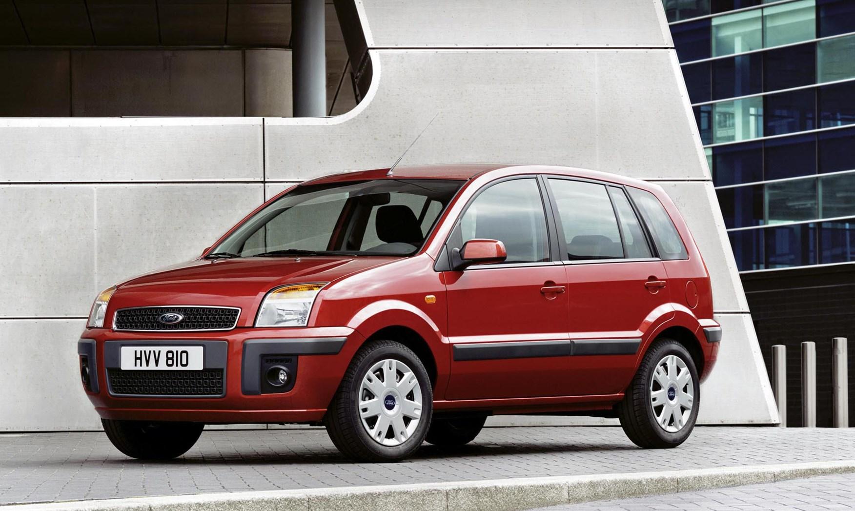 Ford Fusion Estate 2002 2012 Rivals
