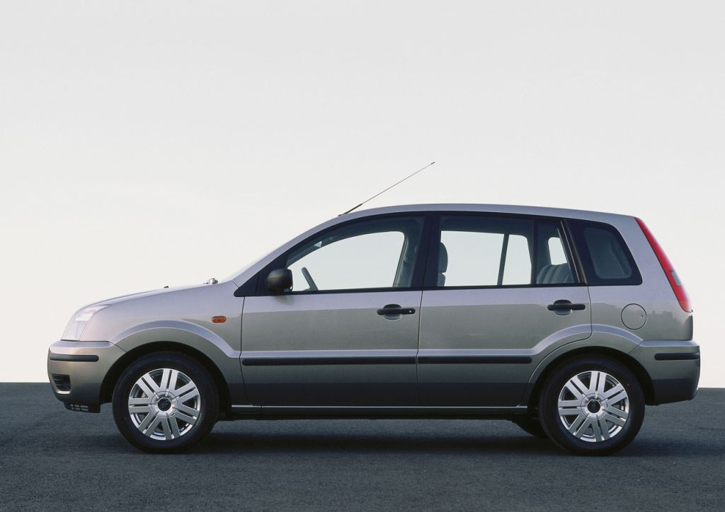 Ford Fusion Titanium For Sale >> Ford Fusion Estate Review (2002 - 2012) | Parkers
