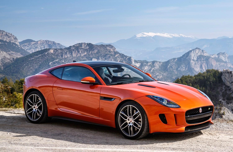 jaguar f type r coupe review 2014 parkers. Black Bedroom Furniture Sets. Home Design Ideas