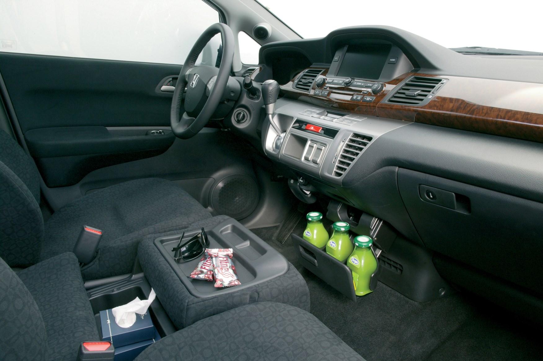 honda fr v hatchback review 2004 2009 parkers rh parkers co uk Honda Edix Honda HR-V