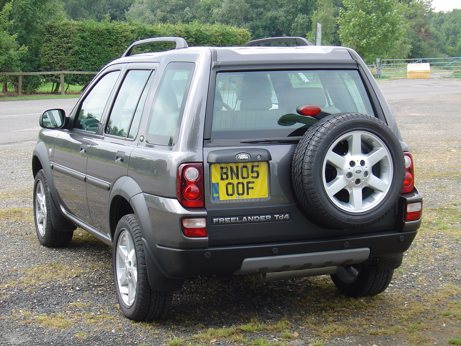Used Land Rover Freelander Station Wagon 2003 2006