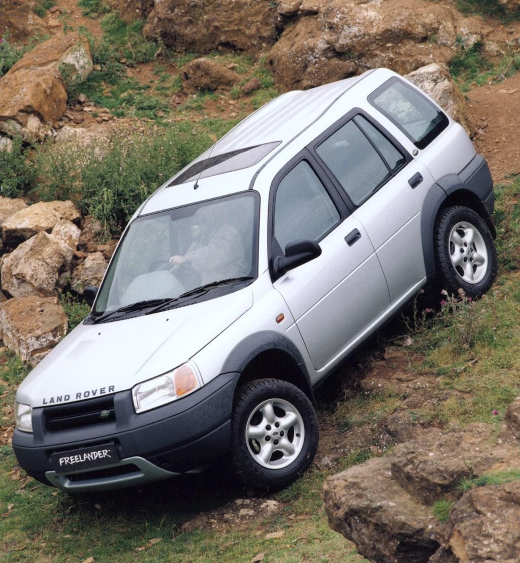 Car Finance Land Rover: Land Rover Freelander Station Wagon (1997